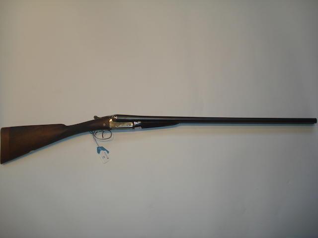 A 12-bore (3in Magnum) boxlock non-ejector gun by J. & W. Tolley, no. 9676/58839