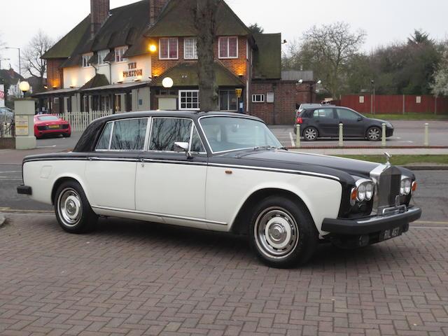 1977 Rolls-Royce Silver Shadow II,