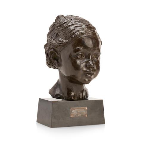 Benno Schotz (ESTONIAN, 1891-1984)