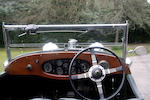 1931 Lagonda 2-Litre Low Chassis T2 Tourer , Chassis no. OH9900 Engine no. OHL2 1073