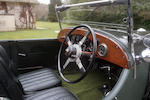 1931 Lagonda 2-Litre Low Chassis T2 Tourer, Chassis no. OH9900 Engine no. OHL2 1073