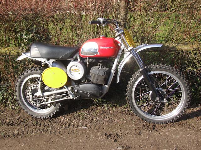 1971 Husqvarna 250 Cross 4-Speed