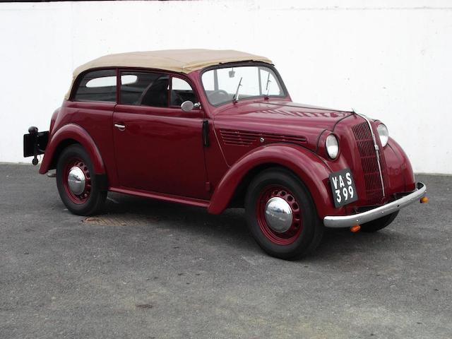 1937 Opel Kadette Convertible