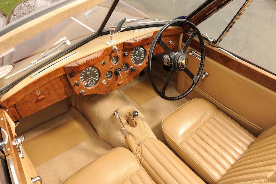 1955 Jaguar XK140 Drophead Coupé, Chassis no. 807164 Engine no. G3940-8