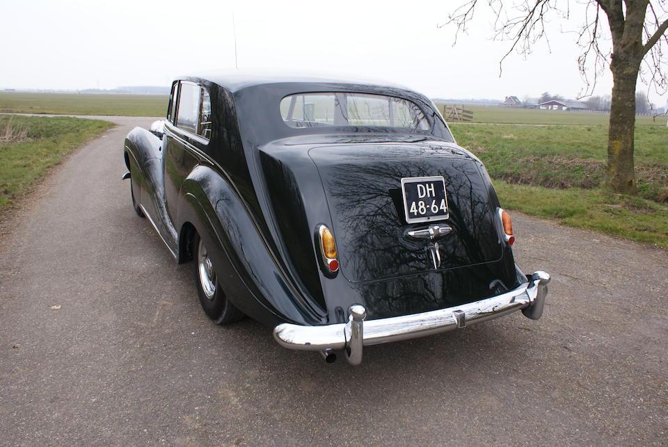 1956 Rolls-Royce Silver Wraith Touring Limousine, Chassis no. ELW79 Engine no. L78E