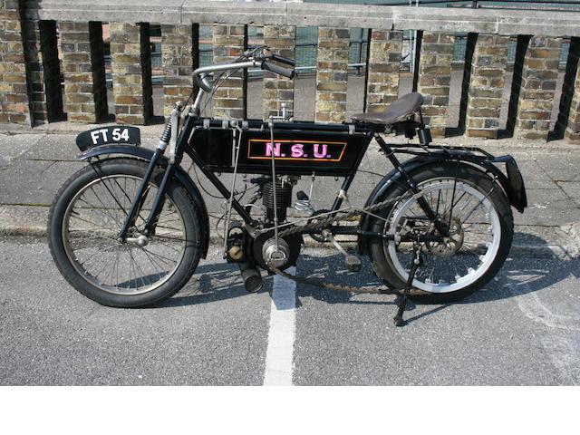 1908 NSU 3½hp