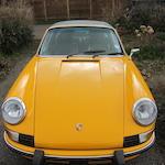 1973 Porsche 911T 2.4-Litre Targa Coupé, Chassis no. 9113111269