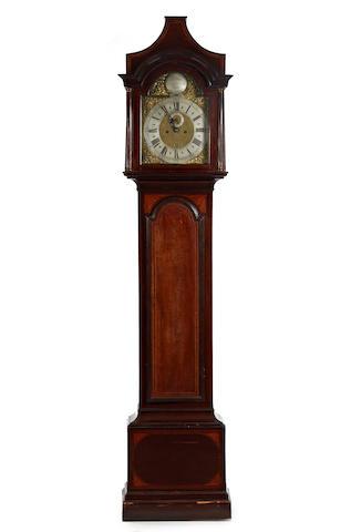 Daniel Grignon longcase clock