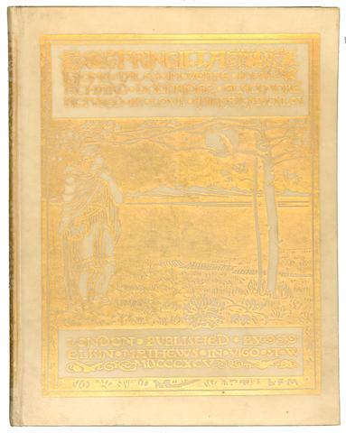 BLACKMORE (RICHARD) Fringilla, 1895; and others (7)