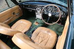 Three owners from New,1969 Aston Martin DB6 Vantage Volante  Chassis no. DBVC/3731/R Engine no. 400/4115/VC