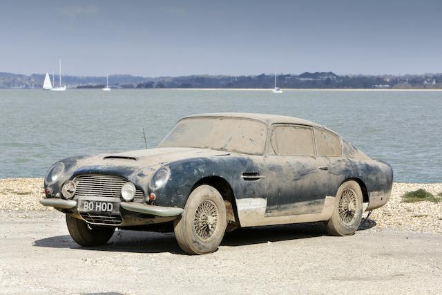 1966 Aston Martin DB6 Vantage Sports Saloon Project, Chassis no. DB6/3570/R Engine no. 400/4006/VC