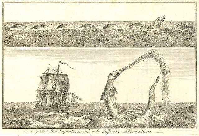PONTOPPIDAN (ERIK) The Natural History of Norway, first edition in English, 1755