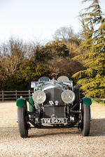1929 Bentley 4½-Litre Tourer  Chassis no. FB3324 Engine no. XF3513