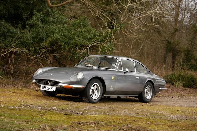 1969/70 Ferrari 365GT Coupe