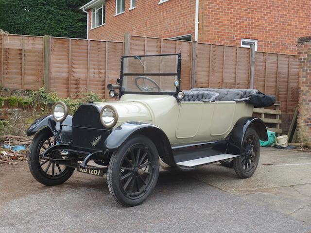 1915 Studebaker 4 Touring