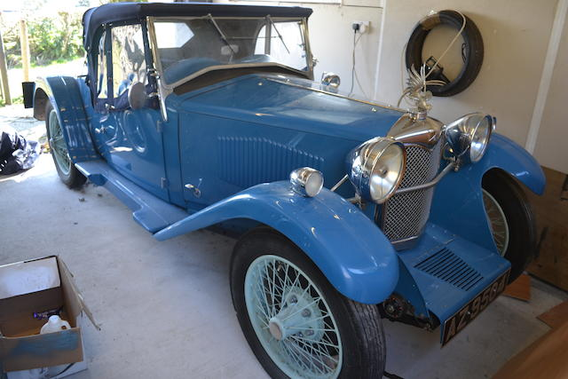 1932 Riley 9 Gamecock