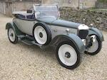 1926 AC Royal 12hp Tourer, Chassis no. 30444 Engine no. 5478
