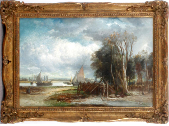 English School, Mid-19th Century Landscape