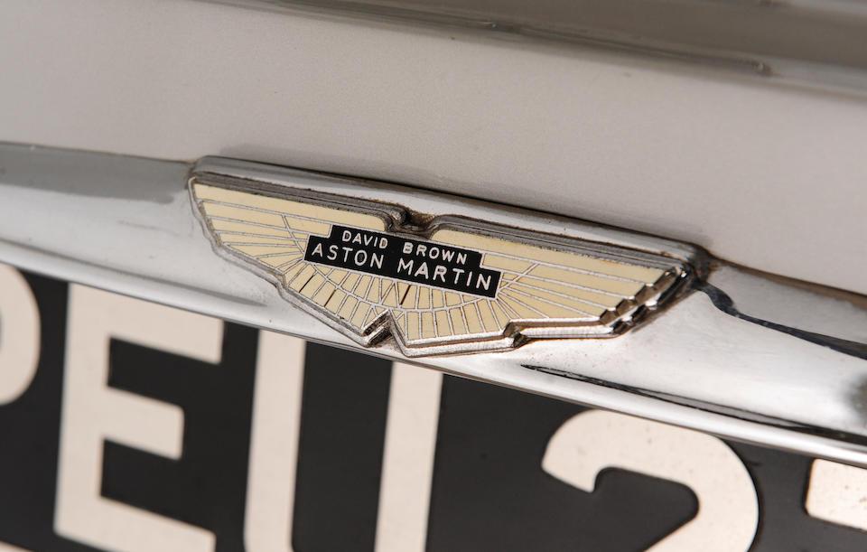 1968 Aston Martin DB6 4.2-Litre Sports Saloon  Chassis no. DB6/3292/R Engine no. 400/3365