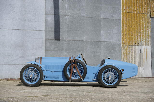 Bugatti Type 35A Replica, Chassis no. KAJ139669 Engine no. ME76789HE