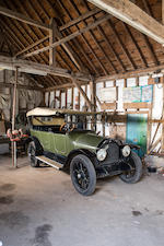 1919 Overland Four Tourer, Chassis no. to be advised Engine no. to be advised