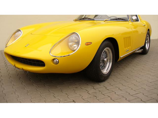 1964 Ferrari 275GTB Berlinetta  Chassis no. 06663 Engine no. 06663