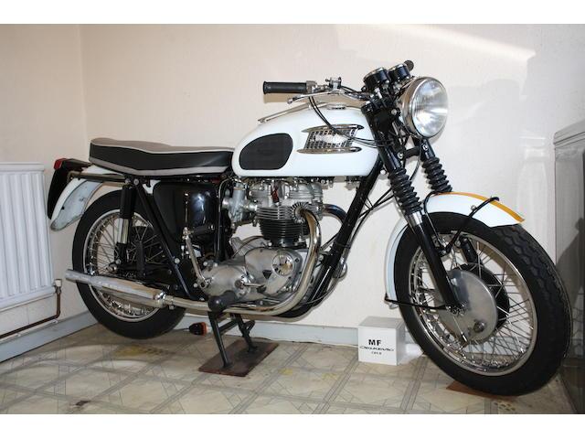 1963 Triumph 649cc T120