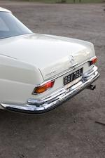 1971 Mercedes 280 se 3.5 Coupe