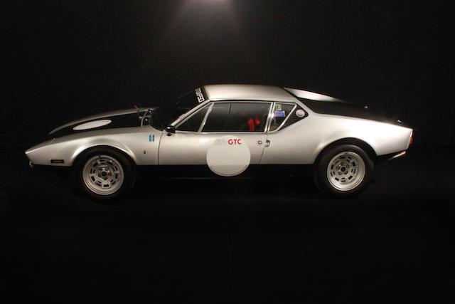 1972 De Tomaso Pantera, Chassis no. 1070