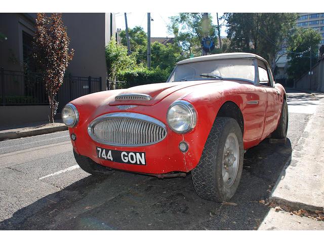 1962 Austin Healey 3000Mk 11A
