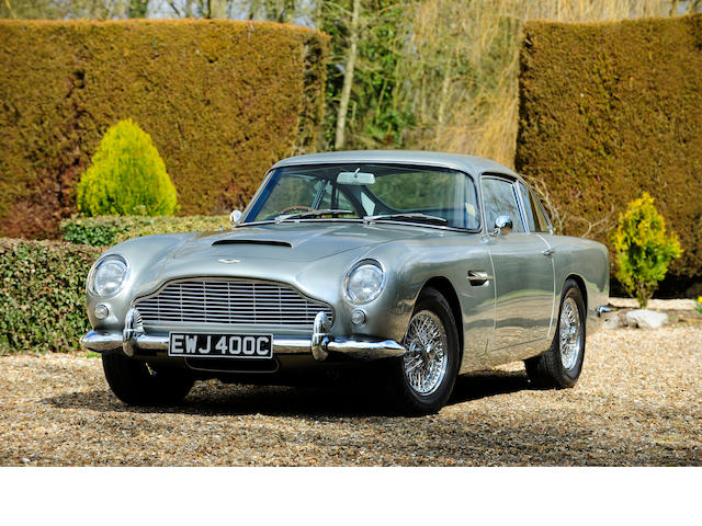 1965 Aston Martin DB5 Coupe