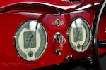 1942 Alfa Romeo 6C 2500 S, Chassis no. 915134 Engine no. 55923934