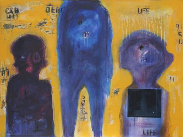 Beatrice Wanjiku (Kenyan, born 1978) This constant yearning, 2013
