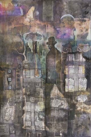 Paul Onditi (Kenyan, born 1980) Half Life, 2013
