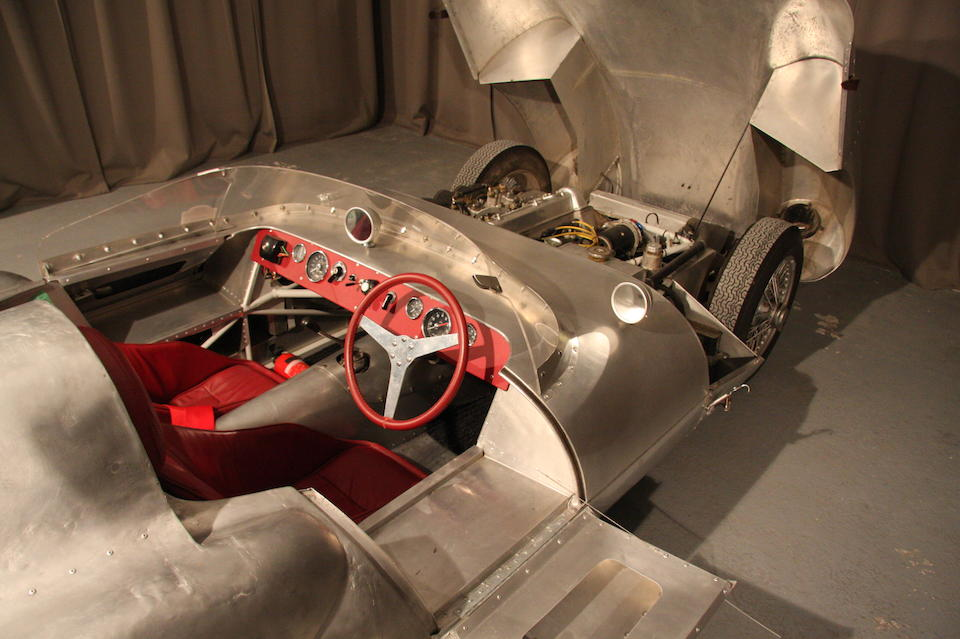 1956 Lotus Eleven 1.5-Litre Sports-racer  Chassis no. 231 Engine no. 11686GE