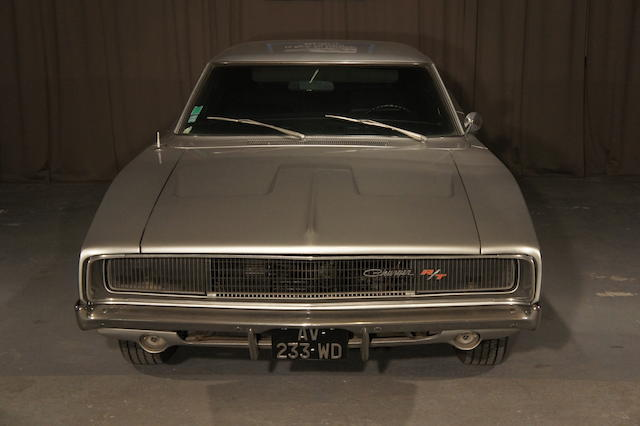 1968 Dodge Charger Coupe  Chassis no. XS29L8B336679