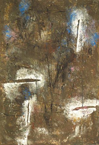 Vladimir Nikolaevich Nemukhin (Russian, 1925) Untitled