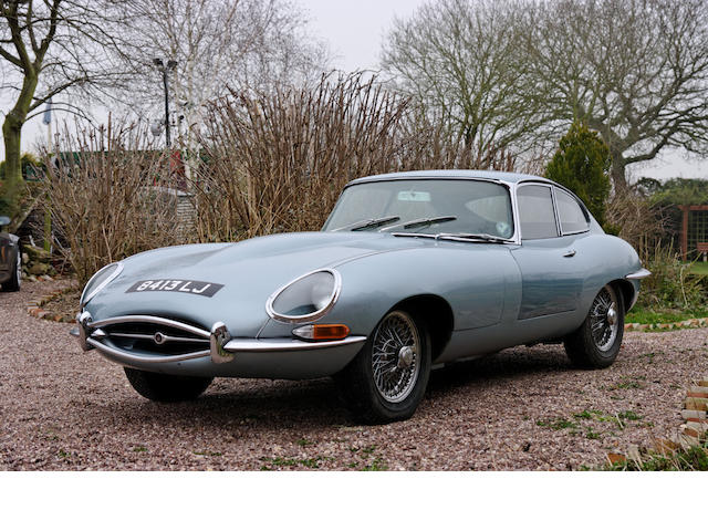 Property of a deceased's estate,1967 Jaguar E-Type Series 1 4.2-Litre Coupé  Chassis no. 1E33438 Engine no. 7E1075-9
