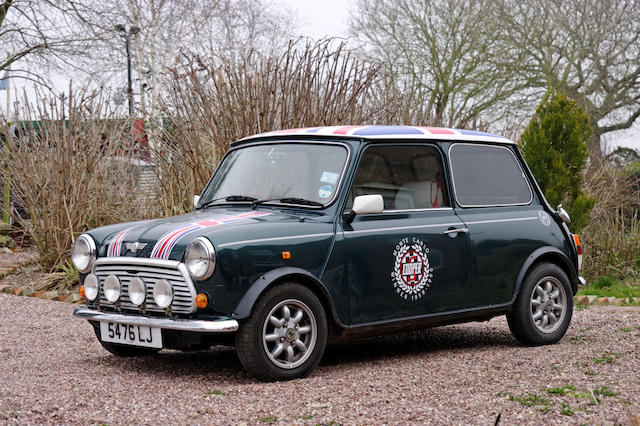 Property of a deceased's estate; one private owner from new,1990 Rover Mini Cooper Saloon  Engine no. 1660000723