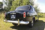 1956 Peugeot 403, Chassis no. 2048713 Engine no. 2048713