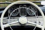 1958 Mercedes 300SL Roadster, Chassis no. 198-042-10-002405