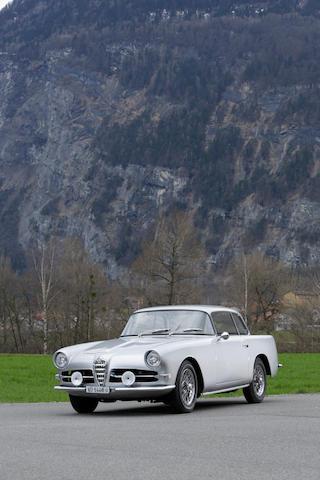 1959 Alfa Romeo 1900 C , Chassis no. AR 1900C 10 439