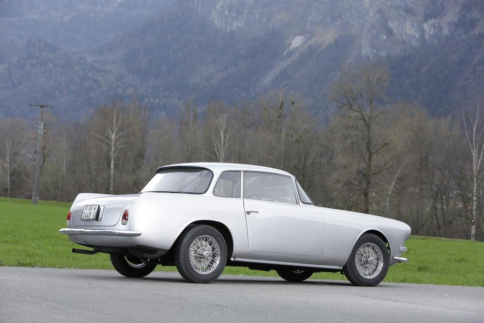 One of a mere four coupés produced,1959 Alfa Romeo 1900C Super Sprint Coupé  Chassis no. AR1900C 10439
