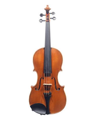 A Violin by Giulio Degani, Venice 1898 (3)