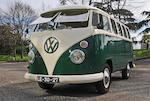 1965 Volkswagen Type 2 Microbus  Chassis no. 215 118 185