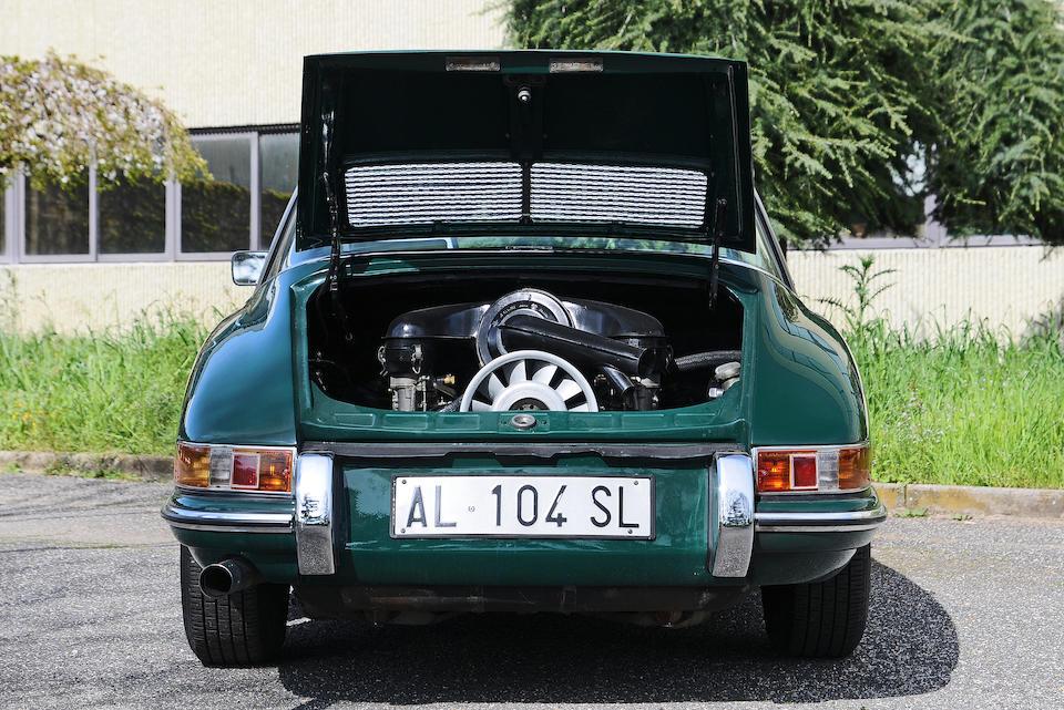 1968 Porsche 911T 2.0 Targa Coupe  Chassis no. 11870262