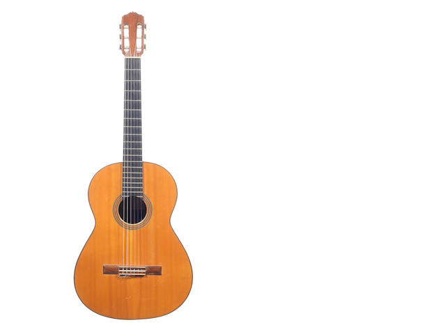 A Flamenco Guitar attributed to the Conde Brothers, Madrid (2)