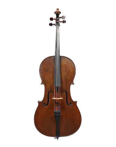 A Cello of the French School (3)