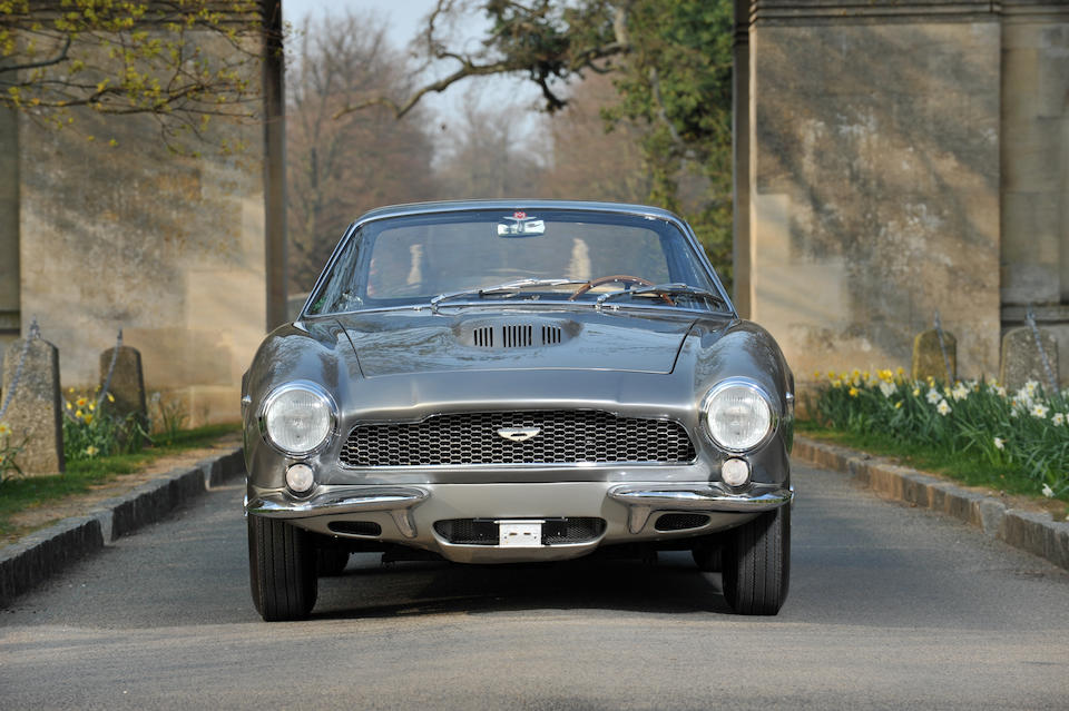 Fully restored by Works Service,1960 Aston Martin DB4GT 'Jet' Coupé  Chassis no. 0201L Engine no. 370/0201/GT