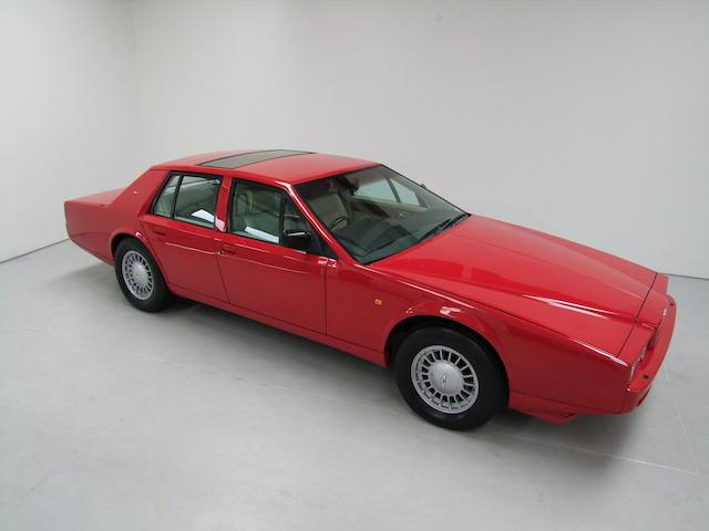 1988 Aston Martin Lagonda Series 4 Saloon, Chassis no. SCFDLO1SOJTR13562 Engine no. V/585/3562